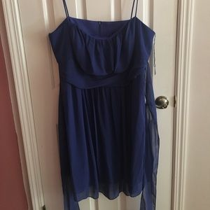 Dresses & Skirts - Cute woman's dress, blue and soft :)